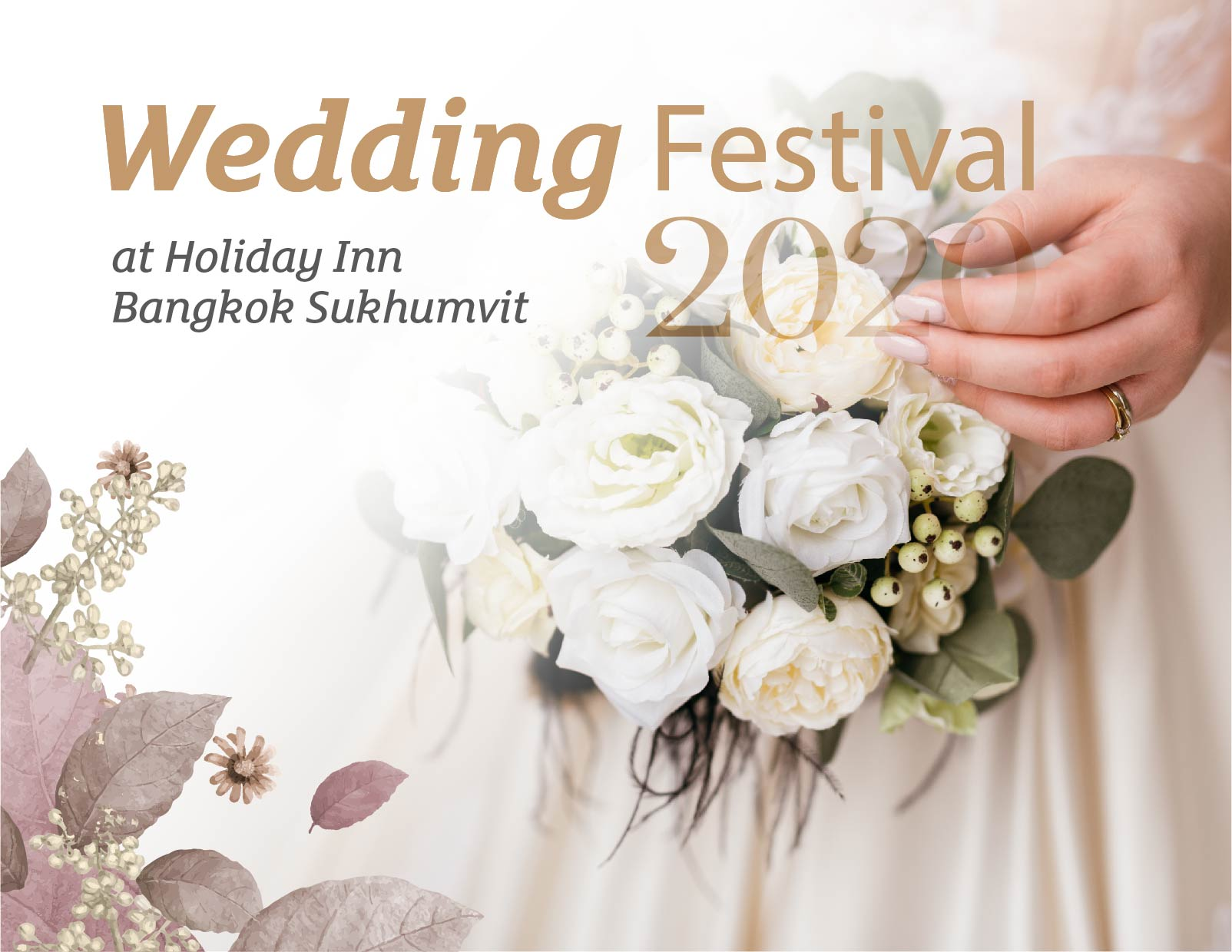 Wedding Package at Holiday Inn Bangkok Sukhumvit