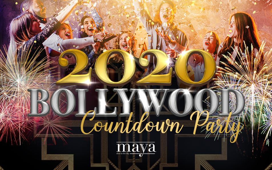 Bollywood Countdown Party 2020