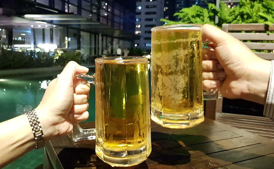 Free Flow Beer @ Zeta Café