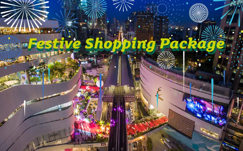 Festive Shopping Package