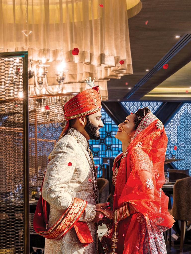 Indian Wedding at Holiday Inn Bangkok Sukhumvit