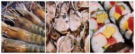 Weekday Seafood Buffet