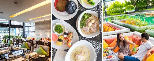Breakfast THB 5 at Holiday Inn Bangkok Sukhumvit